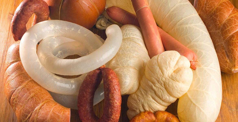 Оболочка для изготовления колбас в домашних условиях 669