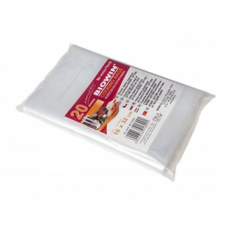 Полиэтиленовые пакеты для ветчинницы на 1.5 л. (упаковка 20шт)