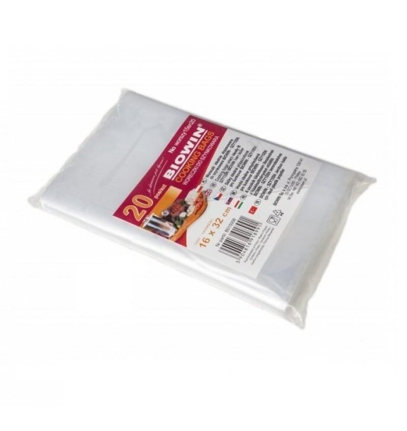 Полиэтиленовые пакеты для ветчинницы на 1.5 л.