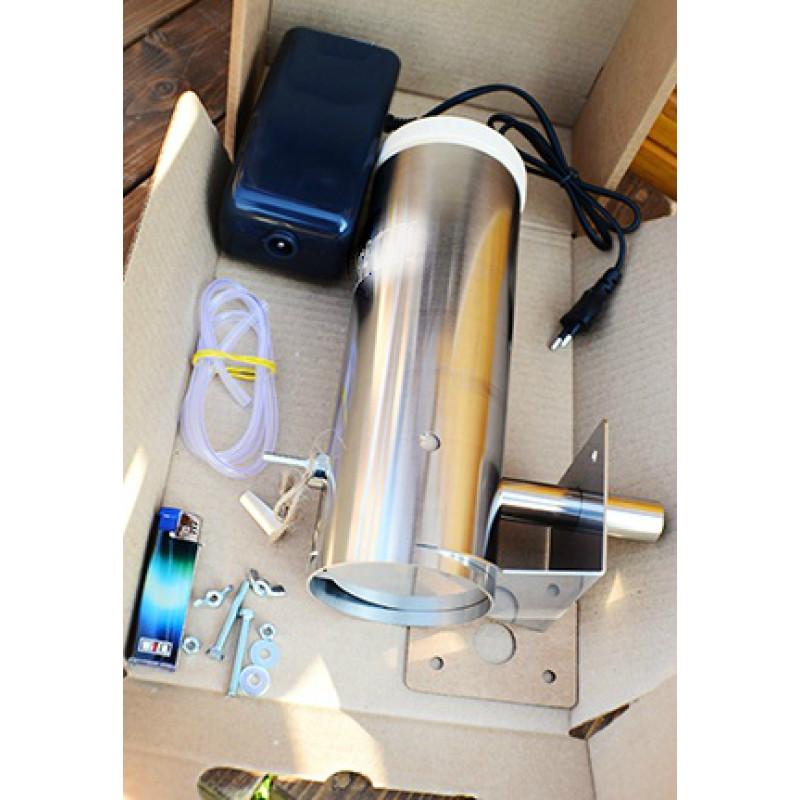 Дымогенератор для холодного копчения.  Комплект Германия