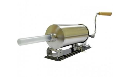 Шприц колбасный Biowin горизонтальный Biowin на 1,5 кг+ комплект насадок