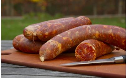 Португальская колбаса альейра
