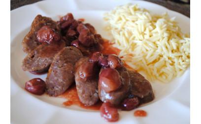 Классически итальянские колбаски